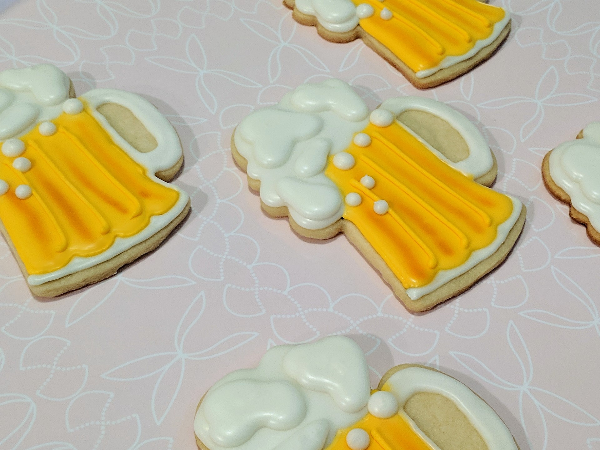 St Patrick S Day Beer Mug Cookies But First Cookies